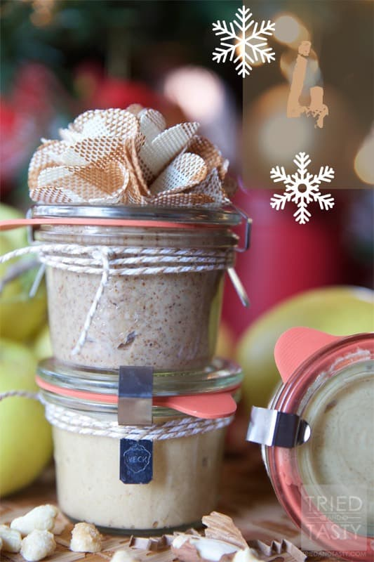 Homemade Nut Butter // Tried and Tasty