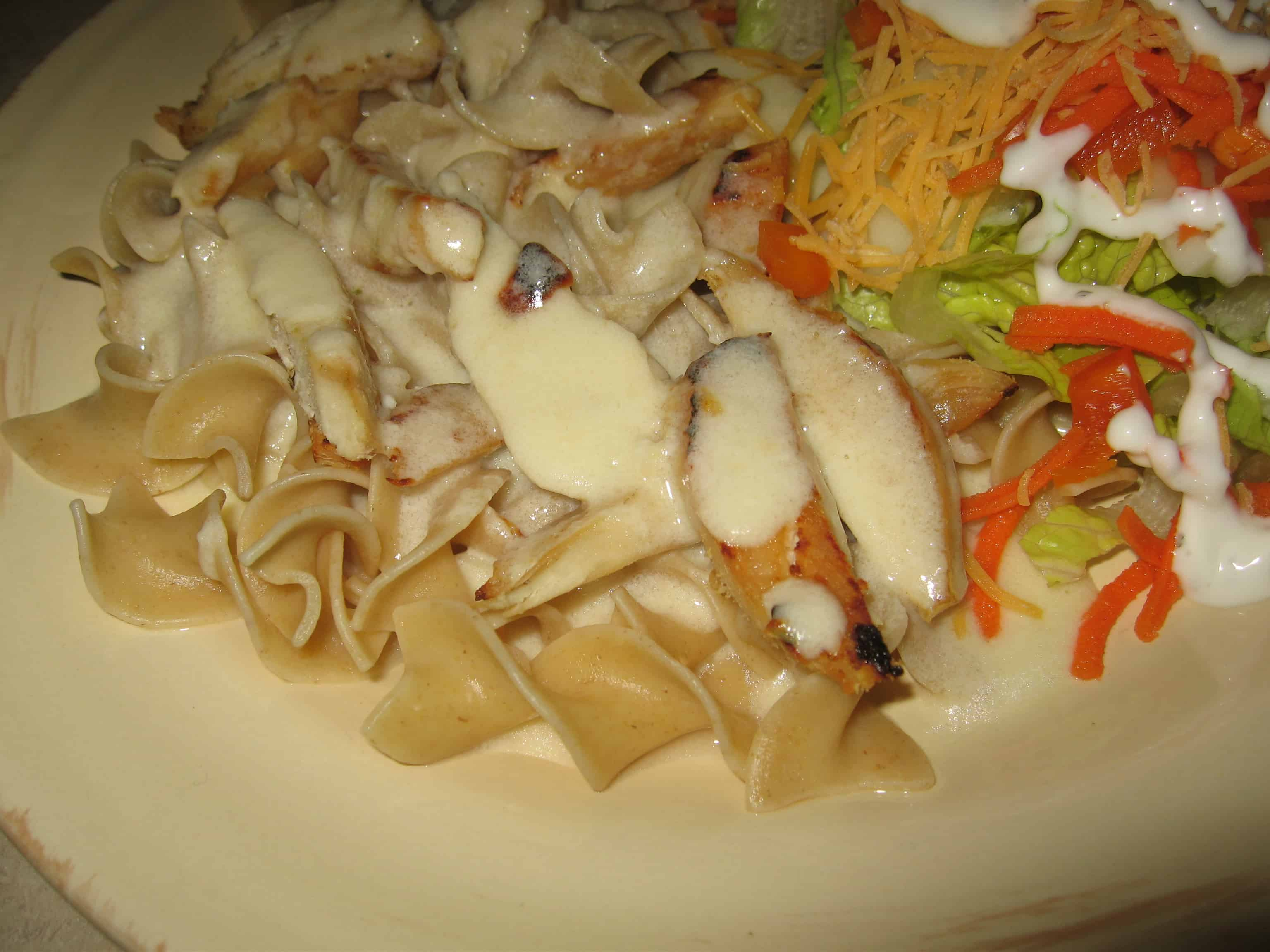 Easy Homemade Alfredo Sauce - Tried and Tasty