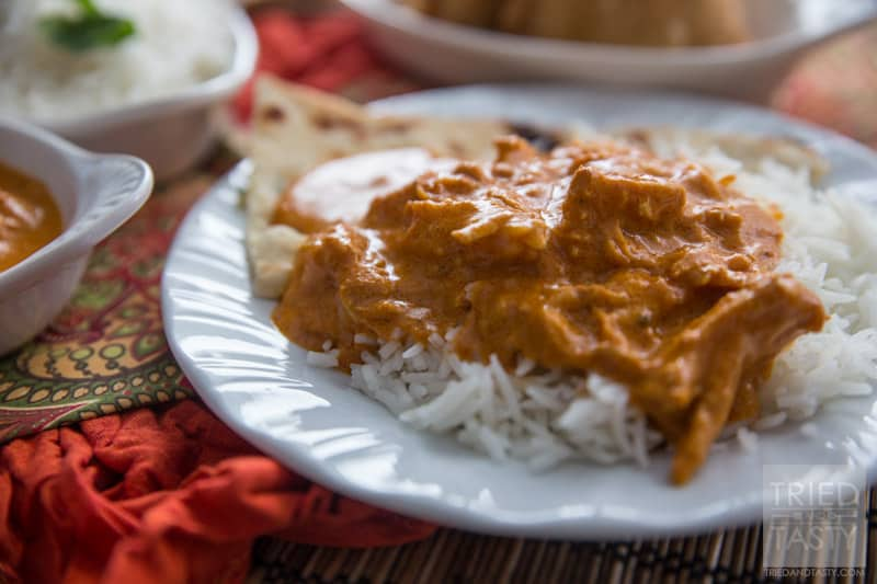 Slow cooker indian butter chicken tried and tasty slow cooker easy indian butter chicken if you have never tried indian food forumfinder Choice Image