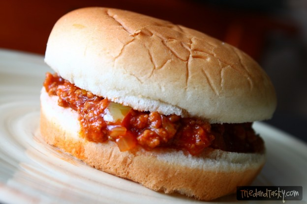 Sloppy Joes // Tried and Tasty