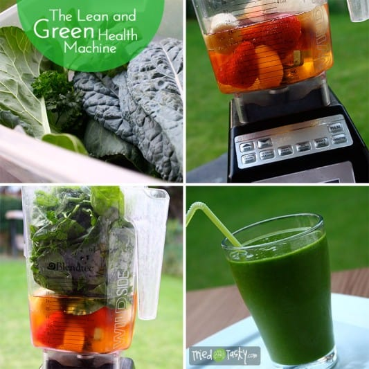 The Lean Green Health Machine // Tried and Tasty