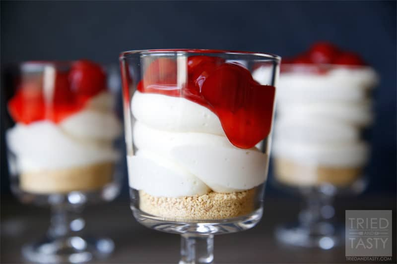 Cheesecake Parfaits // Tried and Tasty