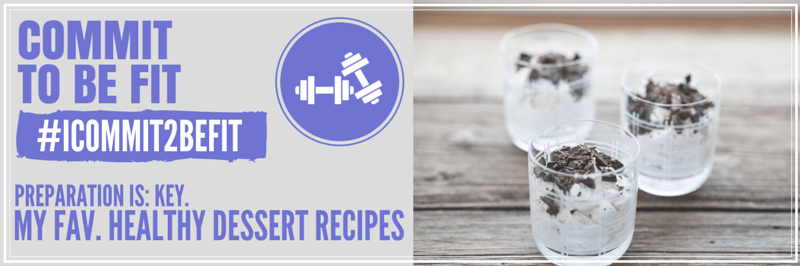 My Fav Healthy Dessert Recipes // Tried and Tasty