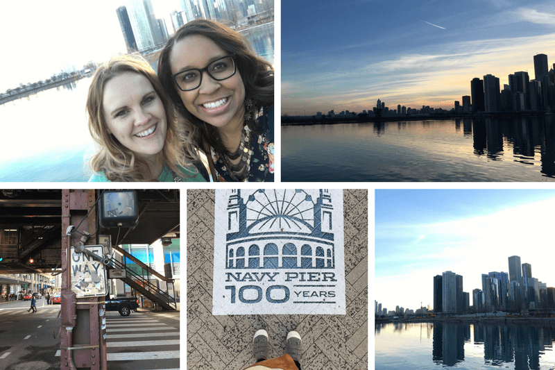 What To Eat & See In Chicago // Ever been to the big city of Chicago? This collection of restaurants and attractions is your go-to list of what you'll need to know to make the most of your visit! | Tried and Tasty